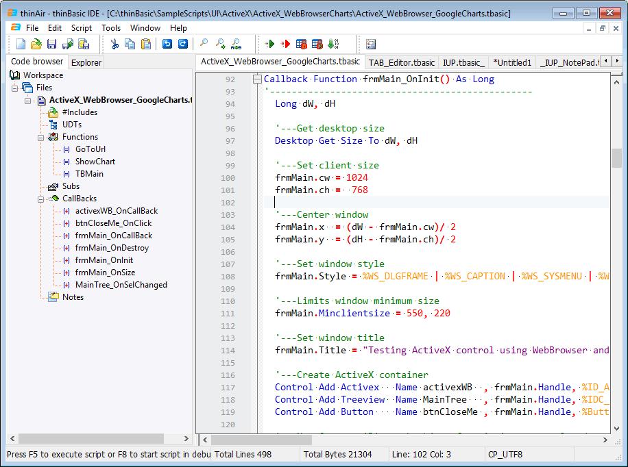 thinBasic Programming Language